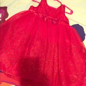Other - Sparkle Red Formal Dress